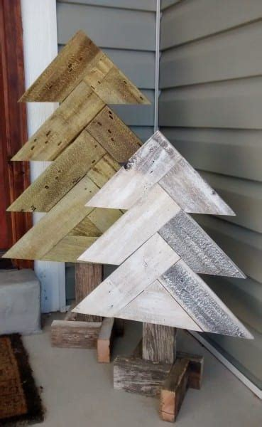 remodelaholic   build rustic herringbone wood