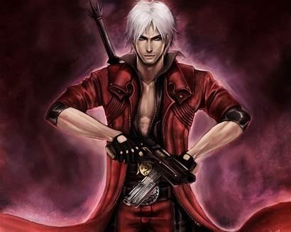 Wallpapers Anime Guy Dude Demon Devil Dante