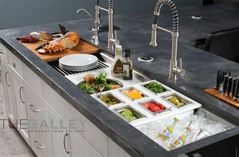 galley kitchen sink price introducing galley sinks an entire kitchen workstation
