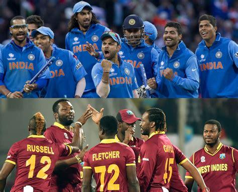 semifinal india  west indies  result