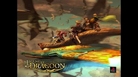 The Legend Of Dragoon Wallpapers Or Desktop Backgrounds
