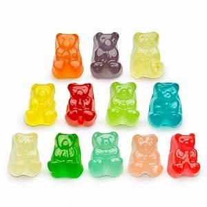12 Flavor Gummi Bear Cubs | World's Best Gummies | Gourmet ...