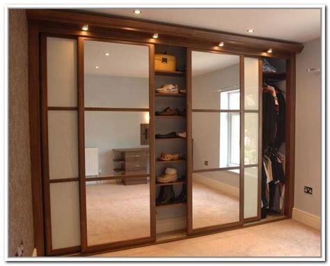 panel sliding closet doors bedroom remodel pinterest