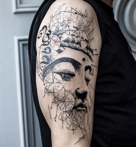 Tatouage Graphique Homme