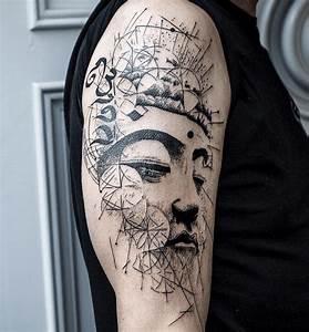 Tattoo Homme Bras : tatouage graphique homme ~ Melissatoandfro.com Idées de Décoration