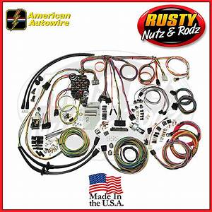 American Autowire Classic Update Series Wiring Kit 55