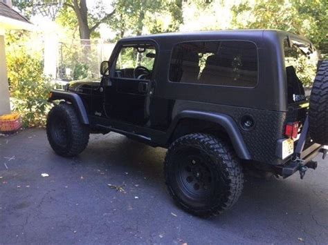 used jeep for sale by owner used 2006 jeep wrangler for sale by owner in piedmont al