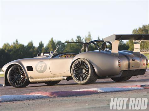 cobra motorsport magnus jinstrand 39 s v12 shelby cobra kit car rod network