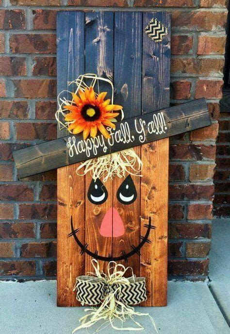 creative fall pallet projects  decorating  home   budget crafts fall decor