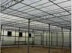 Grand Bar Joist Greenhouse « Imperial Builders & Supply