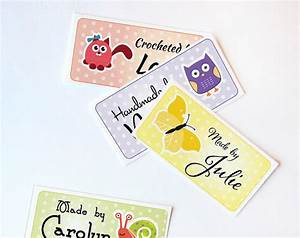 custom fabric labels sew on or iron on 80 labels 2 x With custom fabric sew in labels