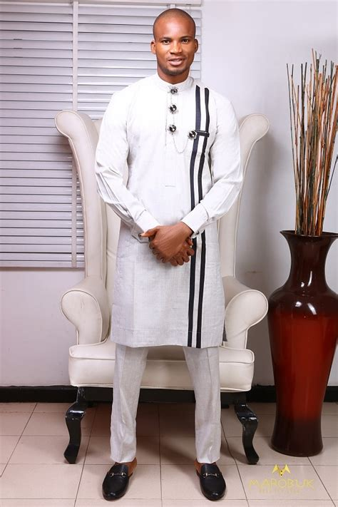 Nigerian Men Traditional Native Wears 2018 Manly 24