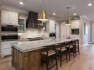 gray and gold kitchen hood transitional kitchen With what kind of paint to use on kitchen cabinets for mid century brass wall art