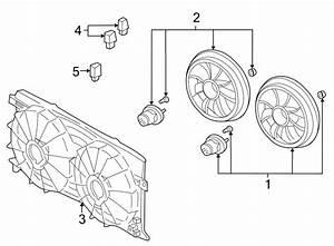Buick Lesabre Engine Cooling Fan Shroud