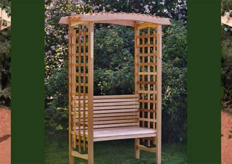 Wooden Garden Trellis by Wood Garden Arbors