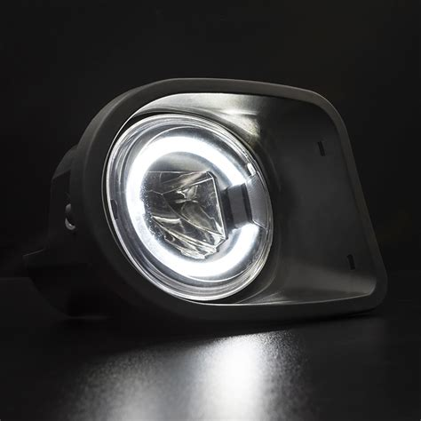 arb summit bull bar led fog light upgrade kit