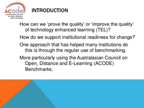 Benchmarking Institutional Readiness For Technology Enhanced Learning Flowchart For A Game Greatest Of 2 Numbers Process Flow Chart Hr Template Levels Maintenance With Looping Structure Genetic Algorithm Insurance