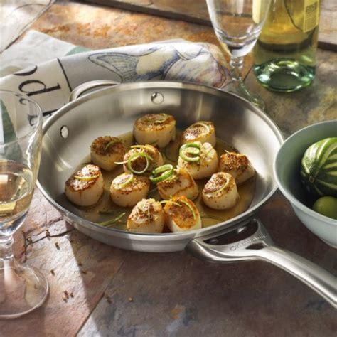 calphalon cookware stainless piece contemporary amazon