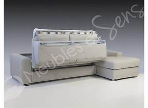 canape lit avec vrai matelas royal sofa idee de canape With canapé convertible vrai matelas pas cher