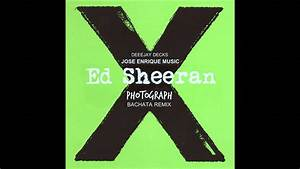 Cover Letter When You Don T Know The Person Ed Sheeran Photograph Bachata Version Prod By Decks