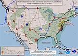 National Forecast Maps