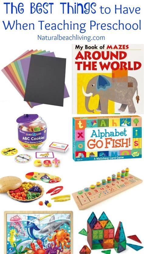 the best things to when teaching preschool 985 | teaching preschool pin1 582x1024