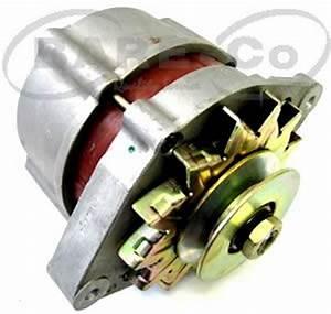 Alternator - Alternator 65amp Bolt Type - B7566