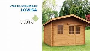 Toiture Abri De Jardin Castorama : abri de jardin en bois loviisa blooma 631205 castorama ~ Farleysfitness.com Idées de Décoration