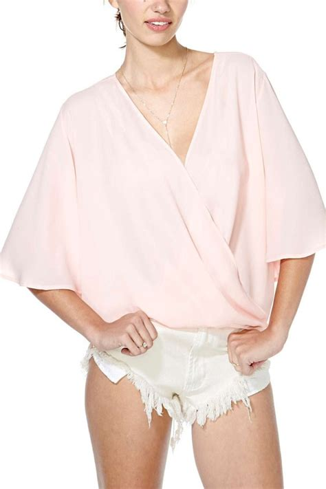 light pink blouse blouse pink womens clothing