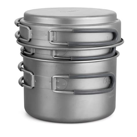 backpacking cookware amazon via material