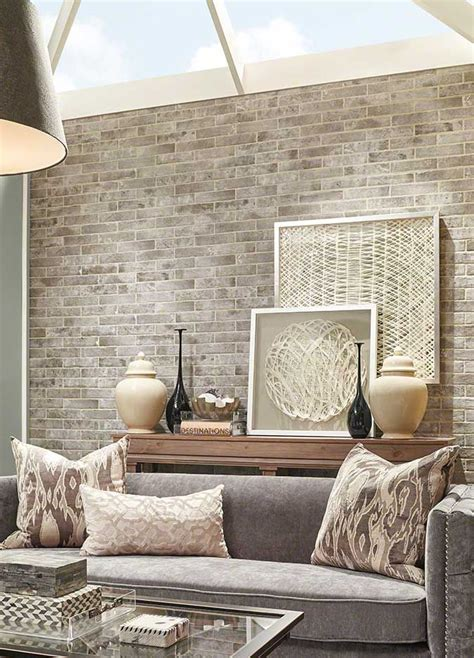 Formal Living Room Accent Wall by Best 25 Brick Accent Walls Ideas On Interior