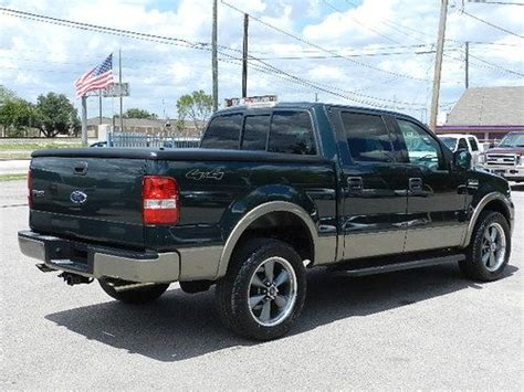Buy Used 2004 Ford F150 4x4 Lariat Crew Cab Short Bed