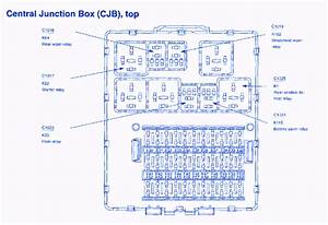 2002 Ford Focus Wagon Fuse Panel Diagram
