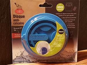 Anti Calcaire Lave Vaisselle : disque anti calcaire pour lave vaisselle ~ Premium-room.com Idées de Décoration