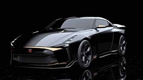 Nissan Prototype by Nissan Italdesign Team Up For Special Gt R Prototype