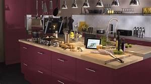 Couleur De Cuisine : dossier quelle couleur dans la cuisine ~ Voncanada.com Idées de Décoration
