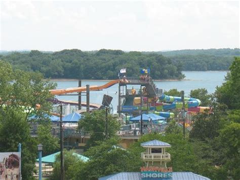 Priest Lake Nashville Boat Rentals by Nashville Shores Waterpark With Percy Priest Lake