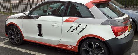 Race Car Wraps In Manchester Wrapvehiclescouk Race