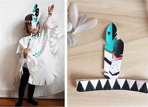 Kostüm Kleinkind Selber Machen : diy indianer kost m einfach selber machen karneval indianerin und jungen ~ Frokenaadalensverden.com Haus und Dekorationen