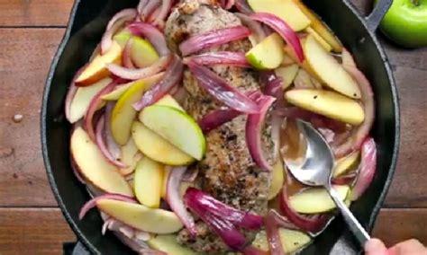 comment cuisiner des cotes de porc voici comment cuisiner un filet de porc avec des pommes