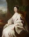 The Princess Caroline of Great Britain (1713-1757). She ...