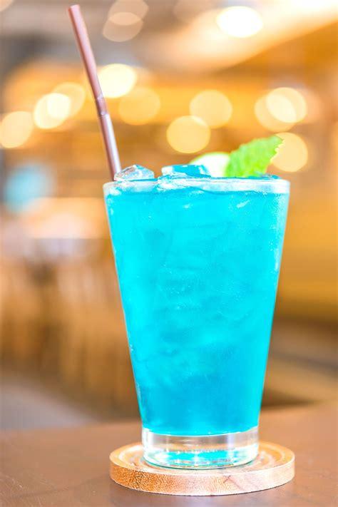 blue long island iced tea drink recipe mix  drink