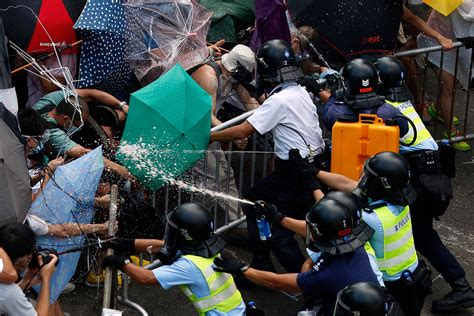 Hong Kong Democracy Protest: Key Social Media Moments of ...