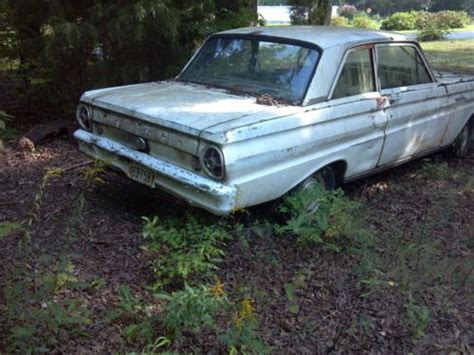 Bill Gatton Suzuki by Purchase Used 1965 Ford Falcon Base 2 8l In Mechanicsville