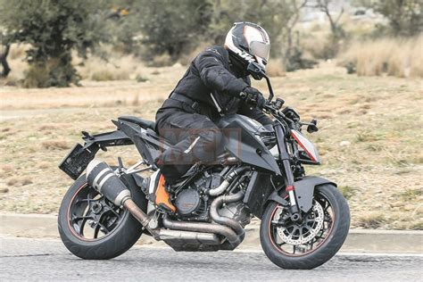 Brand New Ktm Super Duke R Spyshot