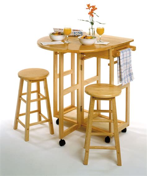 dining table with stools dining kitchen table set basics 3 piece bar stool round