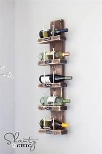 building a wine rack Amazing DIY Wine Storage Ideas