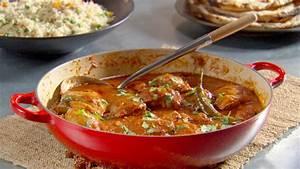 Indian-Spiced Chicken Recipe & Video | Martha Stewart