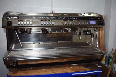 la cimbali m39 la cimbali m39 dosatron 3 automatic coffee machine