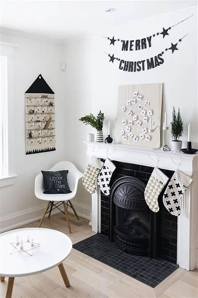 Scandinavian Christmas Decorating Tips Inspired Decor Grey